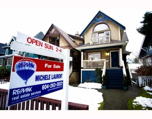 Main Photo: 141 W 13TH Avenue in Vancouver: Mount Pleasant VW Townhouse for sale (Vancouver West)  : MLS(r) # V747625