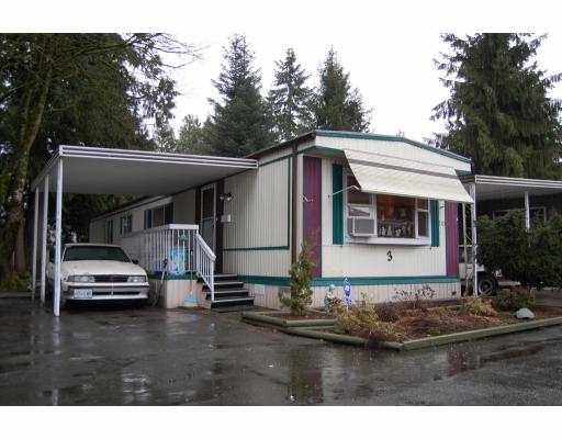 Main Photo: 21091 LOUGHEED Highway in Maple_Ridge: Southwest Maple Ridge Manufactured Home for sale (Maple Ridge)  : MLS® # V757657