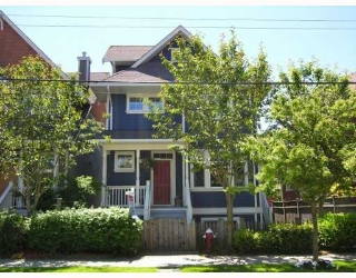 "Main Photo: 18 13400 PRINCESS Street in Richmond: Steveston South Townhouse for sale in ""LONDON LANDING"" : MLS®# V768726"