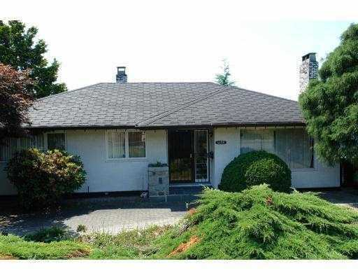 Main Photo: 4178 WINNIFRED Street in Burnaby: South Slope House for sale (Burnaby South)  : MLS®# V774143