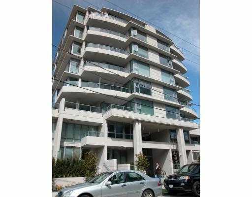 "Main Photo: 202 587 W 7TH Avenue in Vancouver: Fairview VW Condo for sale in ""Affiniti"" (Vancouver West)  : MLS®# V774959"