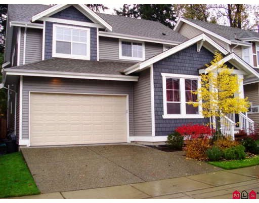 "Main Photo: 15168 61ST Avenue in Surrey: Sullivan Station House for sale in ""OLIVERS LANE"" : MLS® # F2833806"