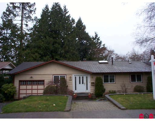 "Main Photo: 10550 SANTA MONICA Drive in Delta: Nordel House for sale in ""Canterbury Heights"" (N. Delta)  : MLS® # F2905605"