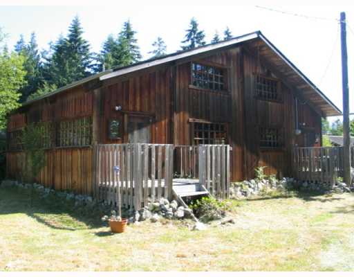 "Main Photo: 5734 NICKERSON Road in Sechelt: Sechelt District House for sale in ""West Sechelt"" (Sunshine Coast)  : MLS® # V774538"