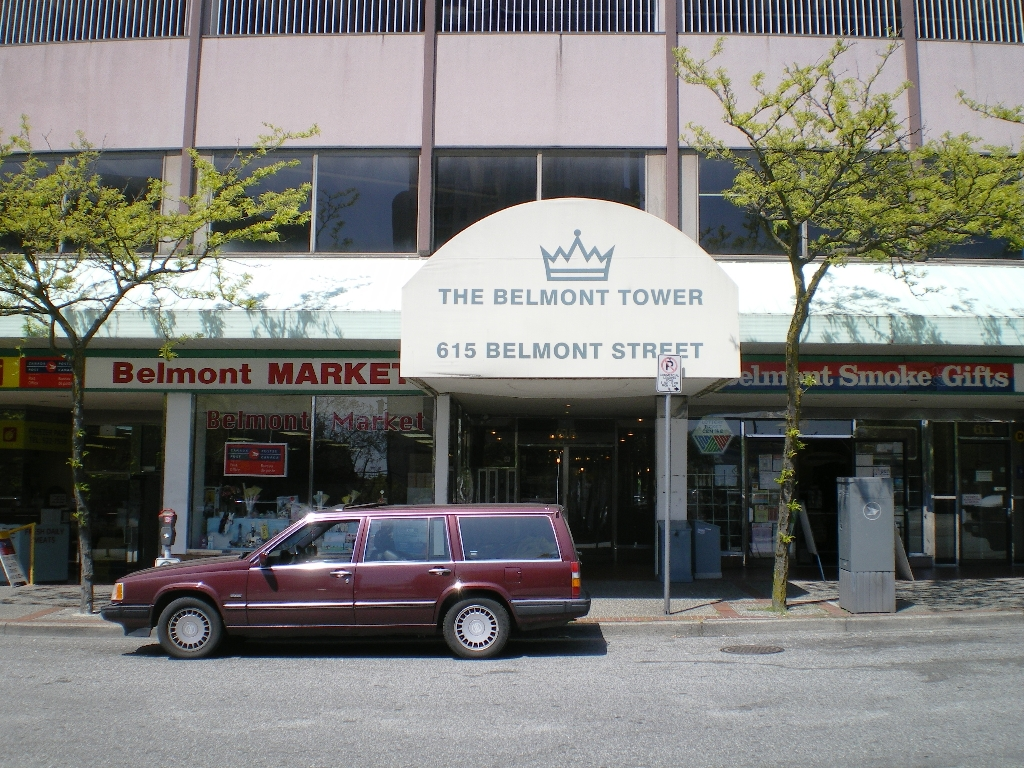 "Photo 14: # 1107 - 615 Belmont Street in New Westminster: Uptown NW Condo for sale in ""BELMONT TOWERS"" : MLS(r) # V830209"