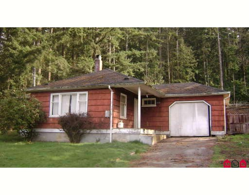 Main Photo: 2227 NO. 7 LOUGHEED Highway: Agassiz House for sale : MLS®# H2901469