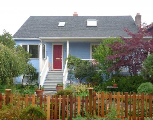 Main Photo: 231 E 40TH Avenue in Vancouver: Main House for sale (Vancouver East)  : MLS® # V788168