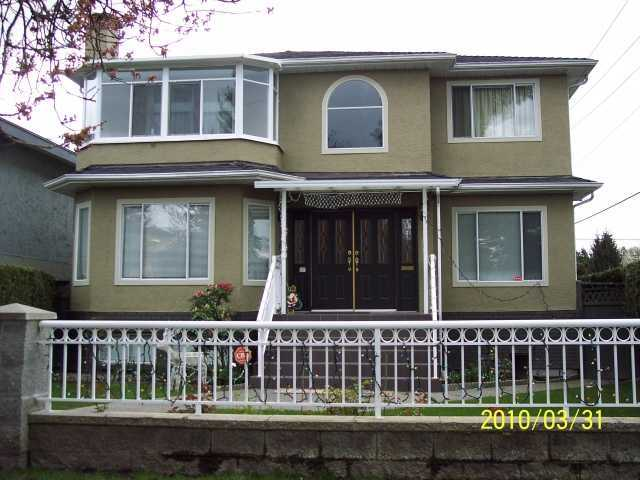 Main Photo: 2798 W 20TH Avenue in Vancouver: Arbutus House for sale (Vancouver West)  : MLS® # V843843