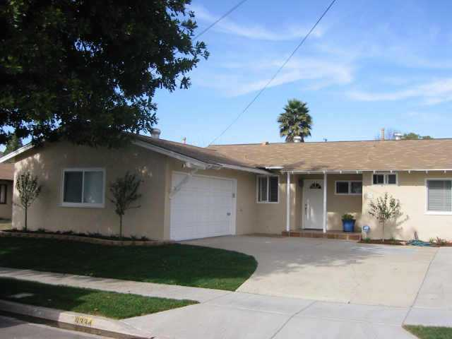 Main Photo: SAN CARLOS Residential for sale : 5 bedrooms : 8334 Lake Adlon Dr in San Diego