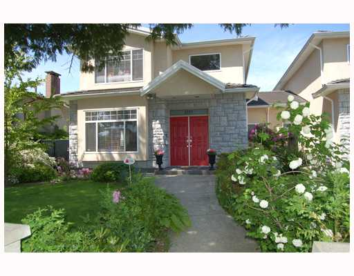 Main Photo: 6591 WINCH Street in Burnaby: Sperling-Duthie House 1/2 Duplex for sale (Burnaby North)  : MLS® # V769458