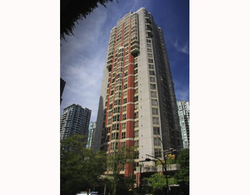 "Main Photo: 2803 867 HAMILTON Street in Vancouver: Downtown VW Condo for sale in ""JARDINE'S LOOKOUT"" (Vancouver West)  : MLS® # V782664"