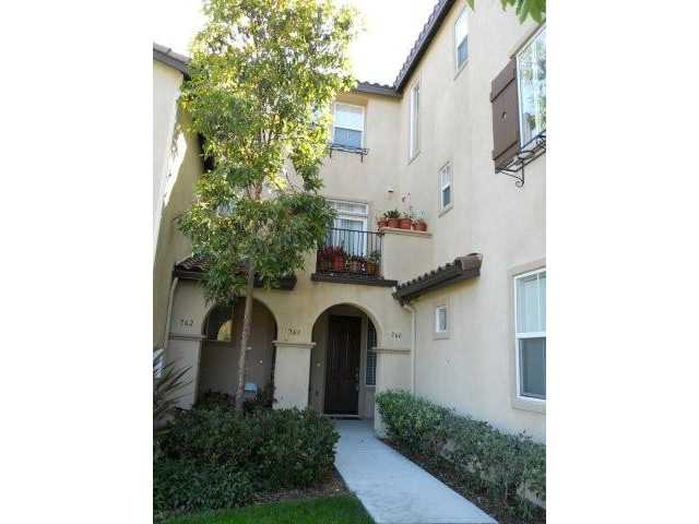 Main Photo: SAN DIEGO Condo for sale : 2 bedrooms : 764 Anchor