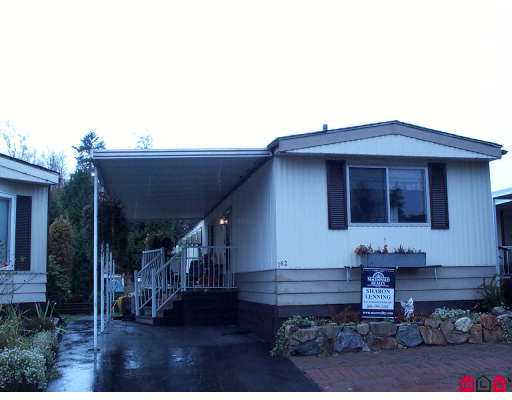 "Main Photo: 3665 244 Street in Langley: Otter District Manufactured Home for sale in ""Langley Grove Estates"" : MLS® # F2624909"