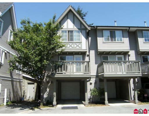"Main Photo: 5 12778 66TH Avenue in Surrey: West Newton Townhouse for sale in ""HATHAWAY VILLAGE"" : MLS® # F2831686"