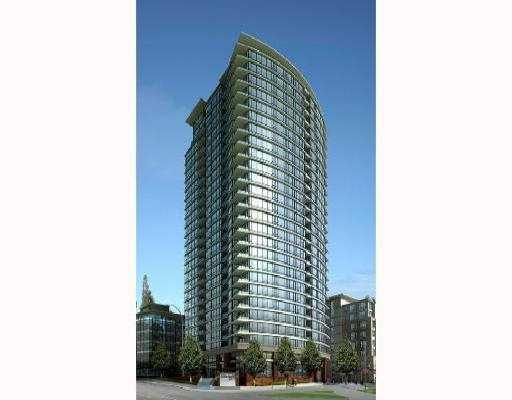 "Main Photo: 1208 400 CAPILANO Road in Port_Moody: Port Moody Centre Condo for sale in ""ARIA 2"" (Port Moody)  : MLS®# V746773"