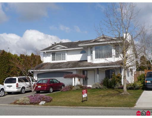 Main Photo: 32047 SORRENTO Avenue in Abbotsford: Abbotsford West House for sale : MLS®# F2903792