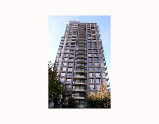 "Photo 1: 808 1295 RICHARDS Street in Vancouver: Downtown VW Condo for sale in ""OSCAR"" (Vancouver West)  : MLS® # V757058"