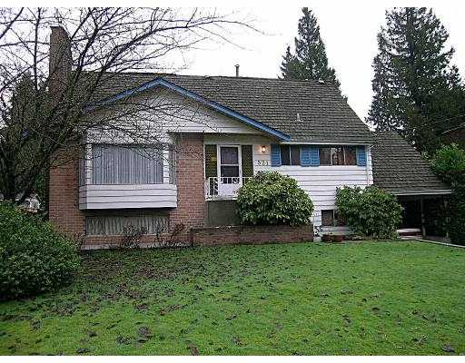 Main Photo: 521 ROXHAM ST in Coquitlam: Coquitlam West House for sale : MLS®# V571365