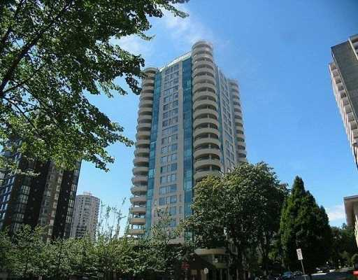 "Main Photo: 605 1020 HARWOOD Street in Vancouver: West End VW Condo for sale in ""THE CRYSTALLIS"" (Vancouver West)  : MLS® # V776368"