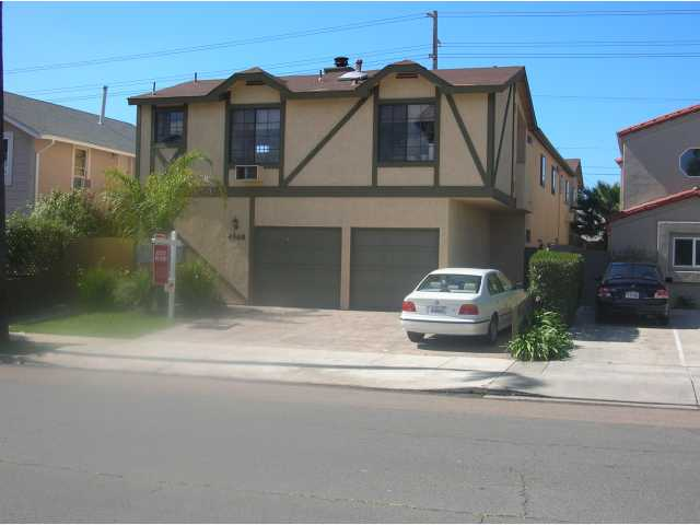 Main Photo: UNIVERSITY HEIGHTS Condo for sale : 2 bedrooms : 4568 Kansas Street #2 in San Diego