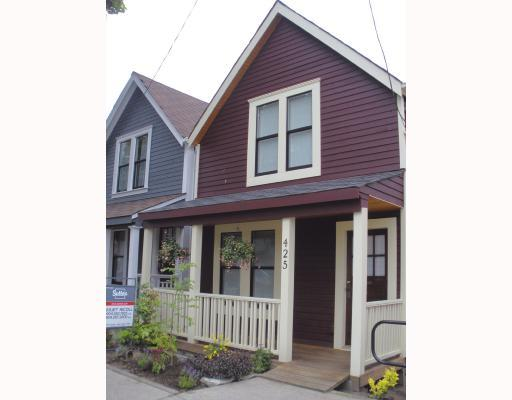 Main Photo: 425 HEATLEY Avenue in Vancouver: Mount Pleasant VE House for sale (Vancouver East)  : MLS® # V786120