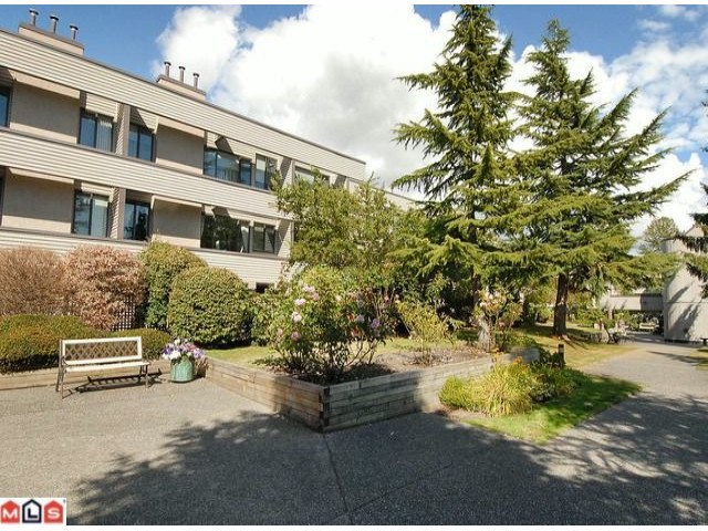 "Main Photo: 103 15275 19TH Avenue in Surrey: King George Corridor Condo for sale in ""VILLAGE TERRACE"" (South Surrey White Rock)  : MLS® # F1022431"