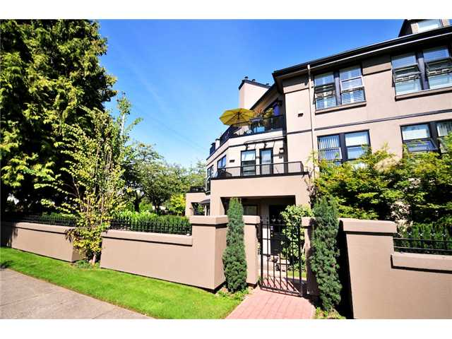 Main Photo: 118 2200 HIGHBURY Street in Vancouver: Point Grey Condo  (Vancouver West)  : MLS(r) # V848921