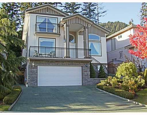 Main Photo: 2152 BERKSHIRE Crescent in Coquitlam: Westwood Plateau House for sale : MLS® # V740652