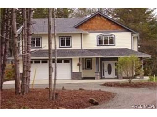Main Photo: B 7849 Chubb Road in SOOKE: Sk Kemp Lake Single Family Detached for sale (Sooke)  : MLS(r) # 239173