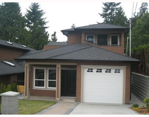Main Photo: 7979 MCGREGOR Avenue in Burnaby: South Slope House 1/2 Duplex for sale (Burnaby South)  : MLS(r) # V754587