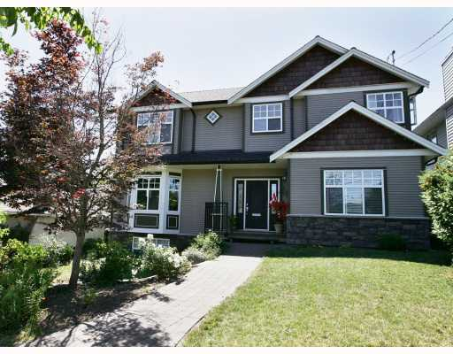 Main Photo: 414 ALBERTA Street in New_Westminster: The Heights NW House for sale (New Westminster)  : MLS® # V754635