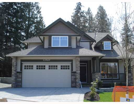 "Main Photo: 13947 ANDERSON CREEK Drive in Maple_Ridge: Silver Valley House for sale in ""ANDERSON CREEK ESTATES"" (Maple Ridge)  : MLS®# V756634"