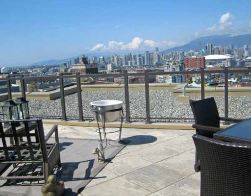 "Photo 9: 605 2635 PRINCE EDWARD Street in Vancouver: Mount Pleasant VE Condo for sale in ""SOMA LOFTS"" (Vancouver East)  : MLS® # V761642"