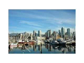 "Main Photo: 305 1551 MARINERS Walk in Vancouver: False Creek Condo for sale in ""LAGOONS"" (Vancouver West)  : MLS®# V834816"