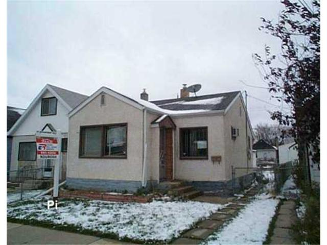 Main Photo: 391 BOWMAN Avenue in WINNIPEG: East Kildonan Residential for sale (North East Winnipeg)  : MLS® # 2617819