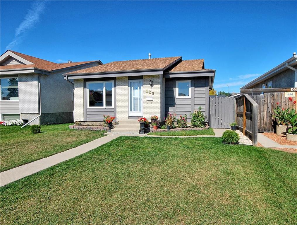 FEATURED LISTING: 120 Marinus Place Winnipeg