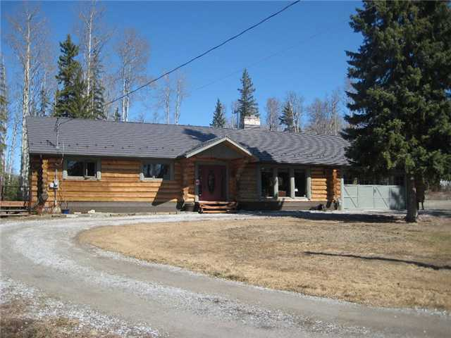 Main Photo: 12230 WOODLAND Road in Prince George: Beaverley House for sale (PG Rural West (Zone 77))  : MLS®# N199261