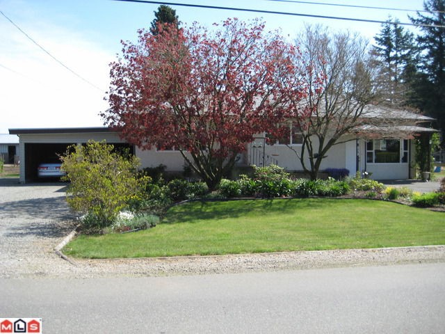 Main Photo: 858 COLUMBIA Street in Abbotsford: Poplar House for sale