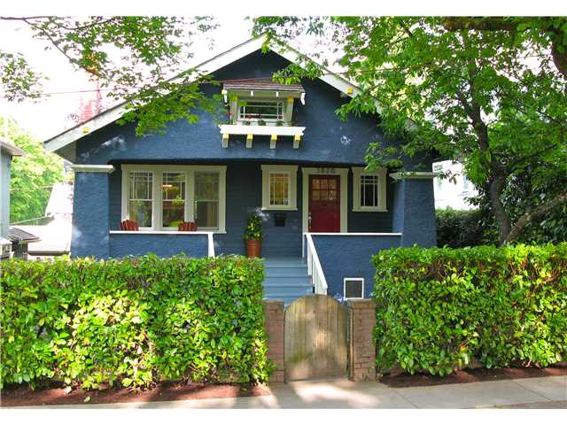 "Main Photo: 3826 LAUREL Street in Vancouver: Cambie House for sale in ""DOUGLAS PARK"" (Vancouver West)  : MLS®# V839075"
