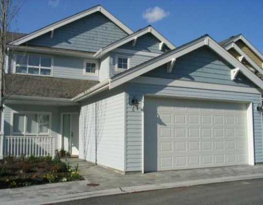 "Main Photo: 6 4791 STEVESTON HY in Richmond: Steveston North House for sale in ""BRANSCOMBE MEWS"" : MLS® # V530205"