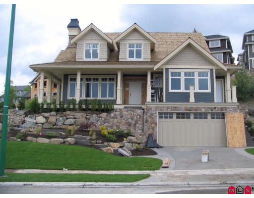 "Main Photo: 2581 LAVENDER Court in Abbotsford: Abbotsford East House for sale in ""Eagle Mountain"" : MLS® # F2819278"
