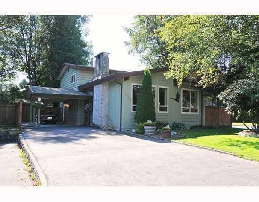 Main Photo: 936 MAYWOOD Avenue in Port_Coquitlam: Lincoln Park PQ House for sale (Port Coquitlam)  : MLS® # V734606