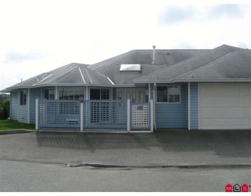 "Main Photo: 131 1450 MCCALLUM Road in Abbotsford: Poplar Townhouse for sale in ""CROWN POINT VILLA"" : MLS® # F2908090"