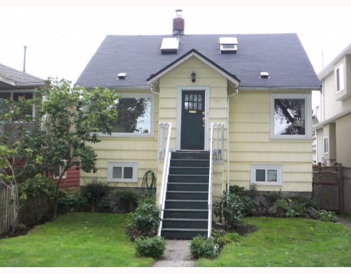 Main Photo: 831 E 38TH Avenue in Vancouver: Fraser VE House for sale (Vancouver East)  : MLS®# V782456