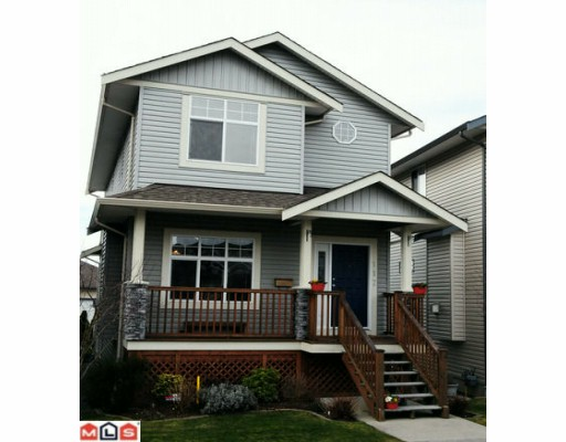 "Main Photo: 117 33751 7TH Avenue in Mission: Mission BC Townhouse for sale in ""HERITAGE PARK"" : MLS®# F1003770"