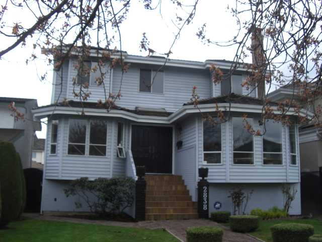 Main Photo: 2838 W 20TH Avenue in Vancouver: Arbutus House for sale (Vancouver West)  : MLS® # V819180