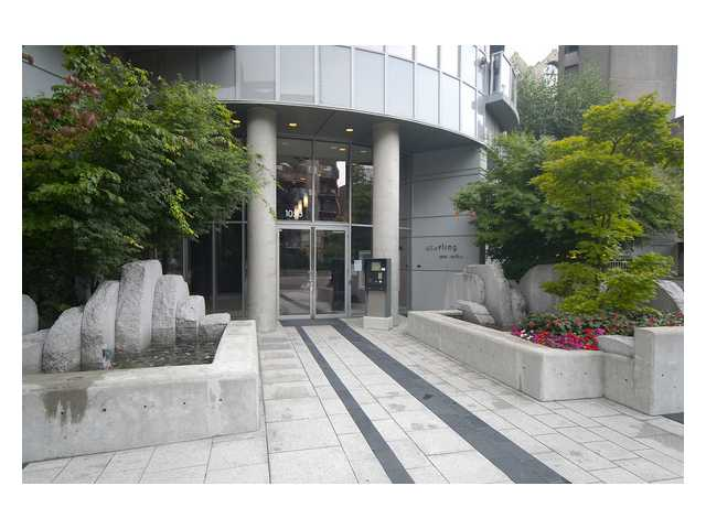 "Main Photo: 1504 1050 SMITHE Street in Vancouver: West End VW Condo for sale in ""Sterling"" (Vancouver West)  : MLS® # V849192"