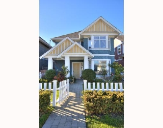 Main Photo: 4335 BAYVIEW Street in Richmond: Steveston South House for sale : MLS®# V741293