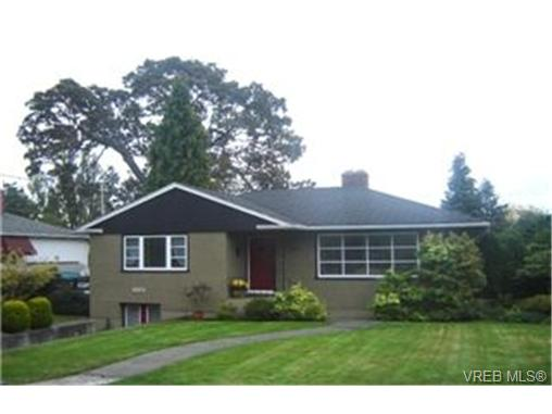 Main Photo: 1558 Oak Crest Drive in VICTORIA: SE Cedar Hill Single Family Detached for sale (Saanich East)  : MLS® # 236664