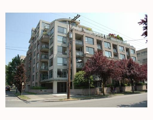 "Main Photo: 204 1888 YORK Avenue in Vancouver: Kitsilano Condo for sale in ""THE YORKVILLE"" (Vancouver West)  : MLS®# V772029"